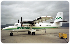 Twin Otter Specifications